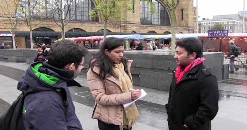 Hindu Council UK, a Hindu Organization that Educates and Trains People
